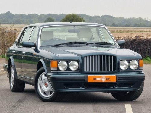 Bentley T Series  6.8 R LWB 4d AUTO 296 BHP DRIVES AND PERFORMS SUPE