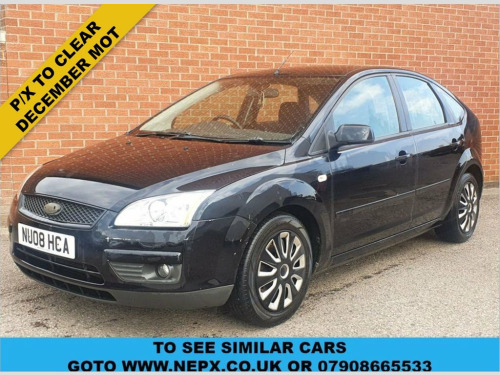 Ford Focus  1.6 STYLE 5d 100 BHP