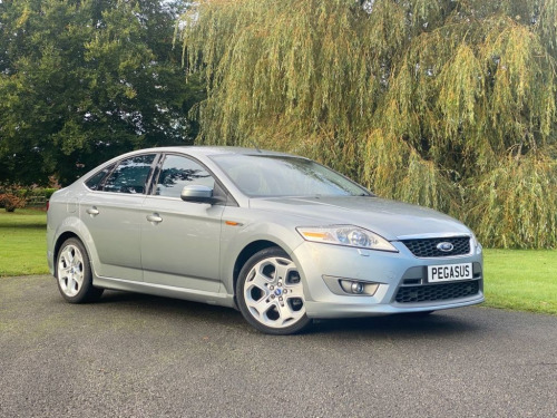 Ford Mondeo  2.0 TITANIUM X SPORT TDCI 5d 140 BHP 1/2 Leather/A
