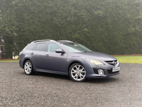 Mazda Mazda6  2.2 D SPORT 5d 185 BHP VIEWING BY APPOINTMENTS ONL