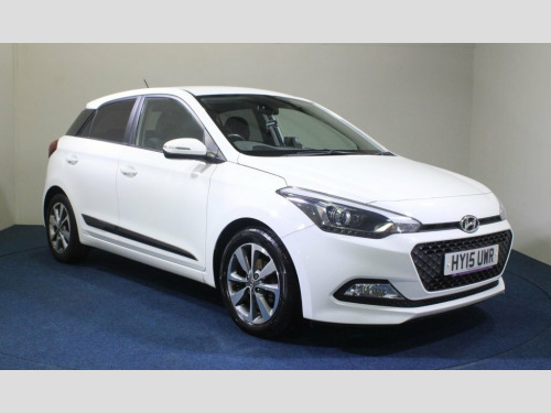 Hyundai i20  1.2 GDI PREMIUM 5d 83 BHP [FINANCE AVAILABLE FROM