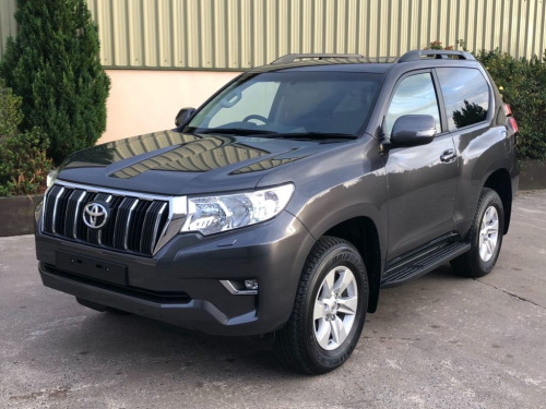 Toyota Land Cruiser  Commercial 2.8TD Automatic