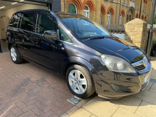 Vauxhall Zafira  1.7 EXCLUSIV CDTI ECOFLEX 5d 108 BHP Reasonable co
