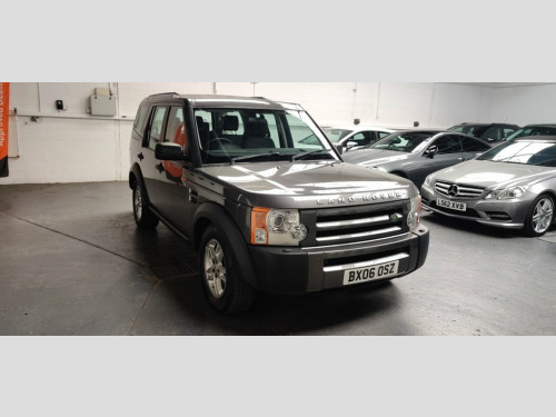 Land Rover Discovery  2.7 3 TDV6 7 SEATS 5d 188 BHP