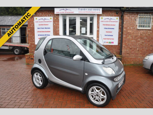 Smart CITY  0.6 PASSION SOFTOUCH 2d 54 BHP HEATED LEATHER / PA