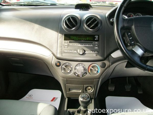Chevrolet Aveo  1.4 LT Hatchback 5d 1399cc