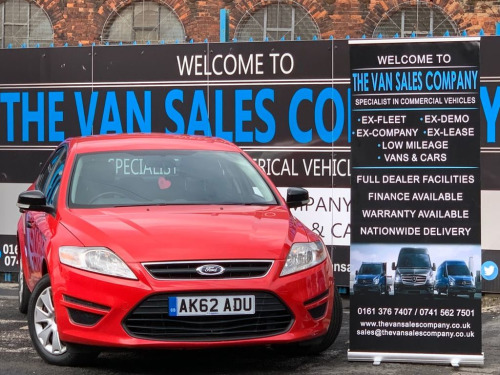 Ford Mondeo  2.0 EDGE TDCI 5d 138 BHP HATCHBACK