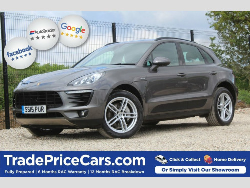 Porsche Macan  3.0 D S PDK 5d 258 BHP FREE DELIVERY WITHIN 100 MI