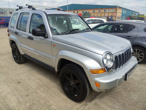 Jeep Cherokee  2.8 LIMITED CRD 5d 161 BHP