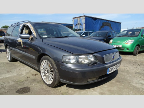 Volvo V70  2.4 D5 SE 5d 163 BHP PX TO CLEAR