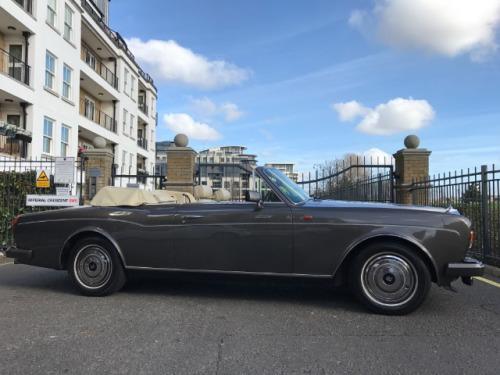 Rolls-Royce Corniche  2 Convertible - SOLD TO BRUCE