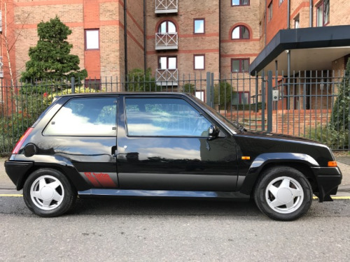 Renault 5  GT Turbo - SOLD