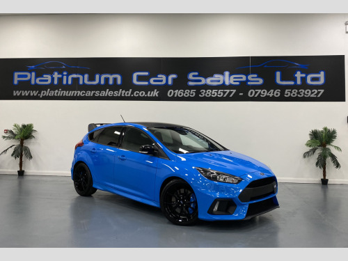 Ford Focus  RS EDITION 1/500