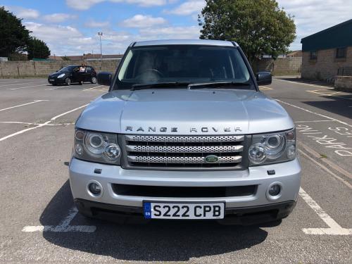 Land Rover Range Rover Sport  TDV8 SPORT HSE