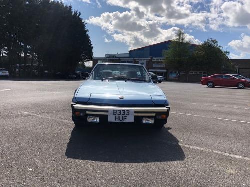 Fiat X1/9  1500 VS