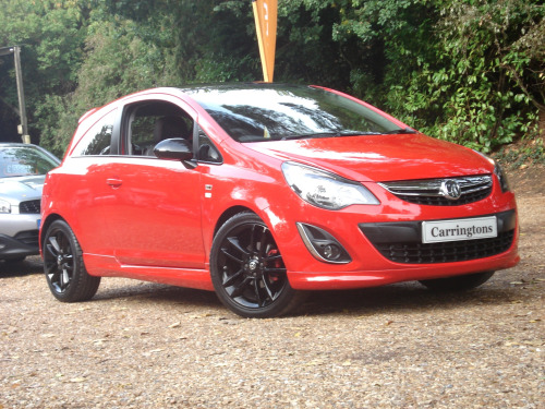 Vauxhall Corsa  LIMITED EDITION 3-Door