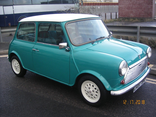 Austin Mini  Classic Mayfair 2 Door Saloon