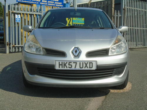Renault Clio  1.2 TCE Expression 5dr