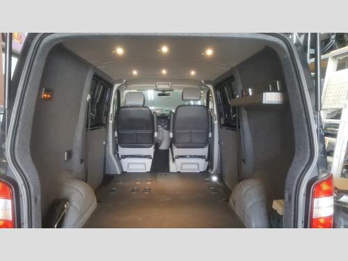 Volkswagen Transporter  2.5TDI (174PS) T30 SWB Panel Van 2460cc