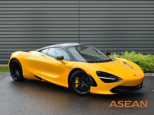 McLaren 720S  720s V8 SSG