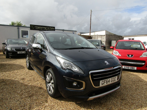Peugeot 3008 Crossover  1.6 HDi Active 5dr