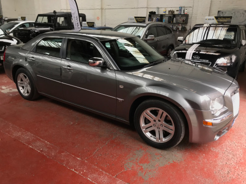 Chrysler 300C  CRD RHD 4-Door