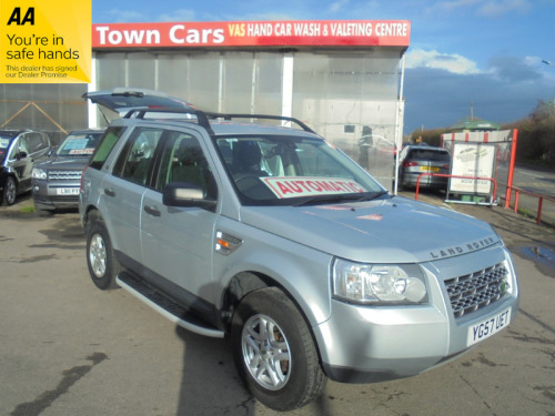 Land Rover Freelander 2  TD4 S AUTOMATIC