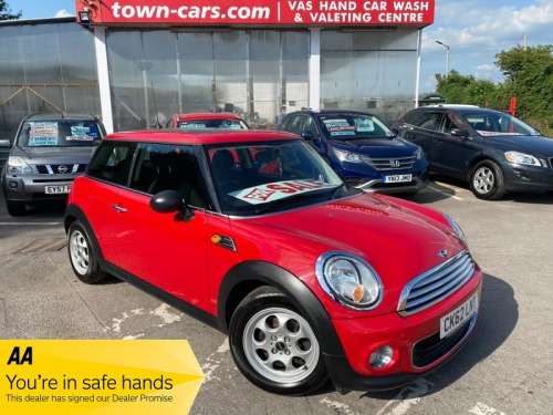 MINI One  ONE PEPPER PACK FULL SERVICE HISTORY ELECTRIC PANORAMIC SUN ROOF £197