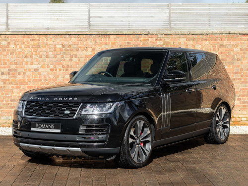 Land Rover Range Rover  5.0 P565 V8 SV Autobiography Dynamic Auto 4WD (s/s) 5dr