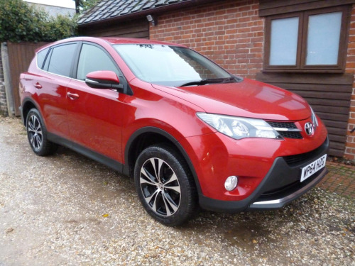Toyota RAV4  2.2 D-CAT Icon 4WD 5dr