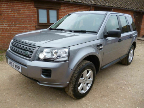 Land Rover Freelander 2  2.2 TD4 GS 4X4 5dr