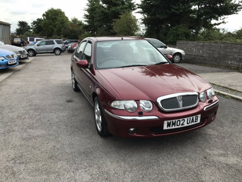 Rover 45  2.0 TD Impression S Saloon 4d 1994cc
