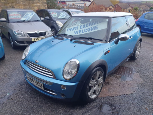 MINI Hatchback  1.6 Cooper 3dr - NEW CLUTCH FITTED