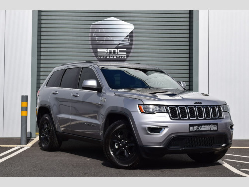 Jeep Grand Cherokee  Black Mountain Edition