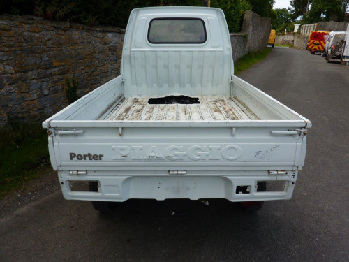 Piaggio Porter  PORTER   REAR BODY ONLY