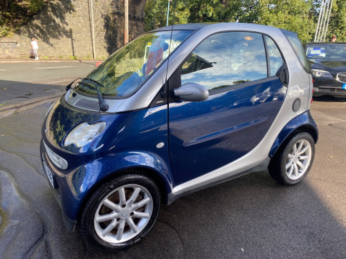 Smart fortwo  Spring Edition 2dr Auto