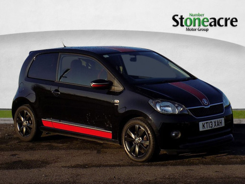 Skoda Citigo  1.0 MPI Sport Hatchback 3dr Petrol Manual (105 g/km, 59 bhp)