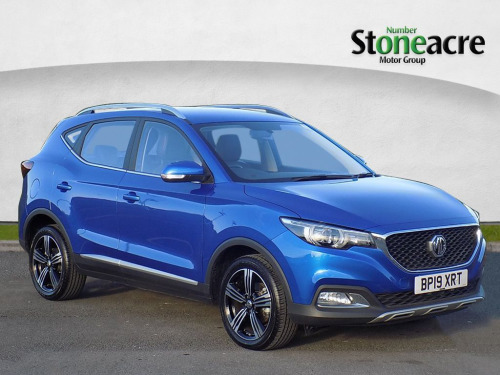 MG ZS  1.5 VTi-TECH Exclusive SUV 5dr Petrol (s/s) (106 ps)
