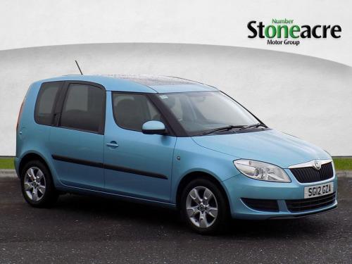 Skoda Roomster  1.2 12v SE MPV 5dr Petrol Manual (143 g/km, 68 bhp)