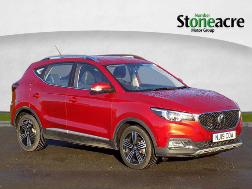 MG ZS  1.0 T-GDI Exclusive SUV 5dr Petrol Auto (111 ps)