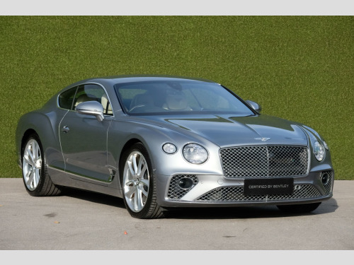 Bentley Continental  6.0 W12 2dr Mulliner Driving S