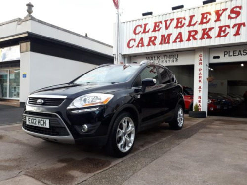 Ford Kuga  2.0 Diesel Automatic Titanium X *12 MONTHS MOT, FULLY SERVICED &GUARANTEED*