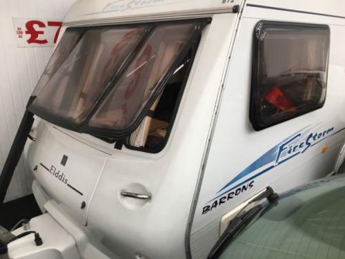 Elddis FIRESTORM  524 4-Berth Caravan