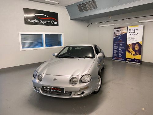 Toyota Celica  SR  Silver Manual Petrol, ONLY 62,000 MILES, LOTS OF HISTORY, 2X KEYS