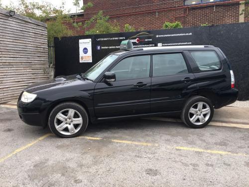 Subaru Forester  Auto XT