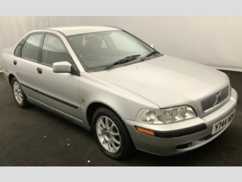 Volvo S40  1.6 **ONE LADY OWNED FROM NEW 54,000 MILES**