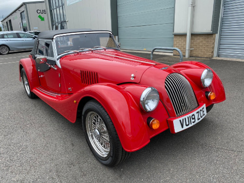 Morgan Plus 4  CONVERTIBLE 2.0 AUTOMATIC 2DR ONLY 102 MILES