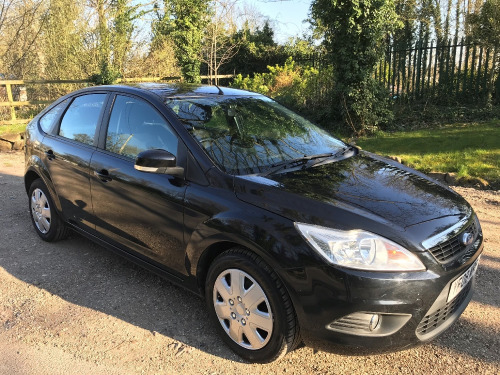 Ford Focus  1.8 Style  5dr