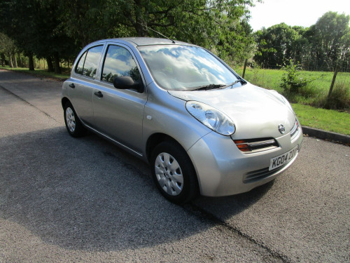 Nissan Micra  1.2 S 5Dr MET SILVER, PX - TO CLEAR - NO OFFERS