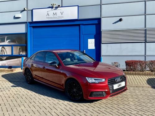 Audi A4  TFSI S LINE, Stunning Colour Comination